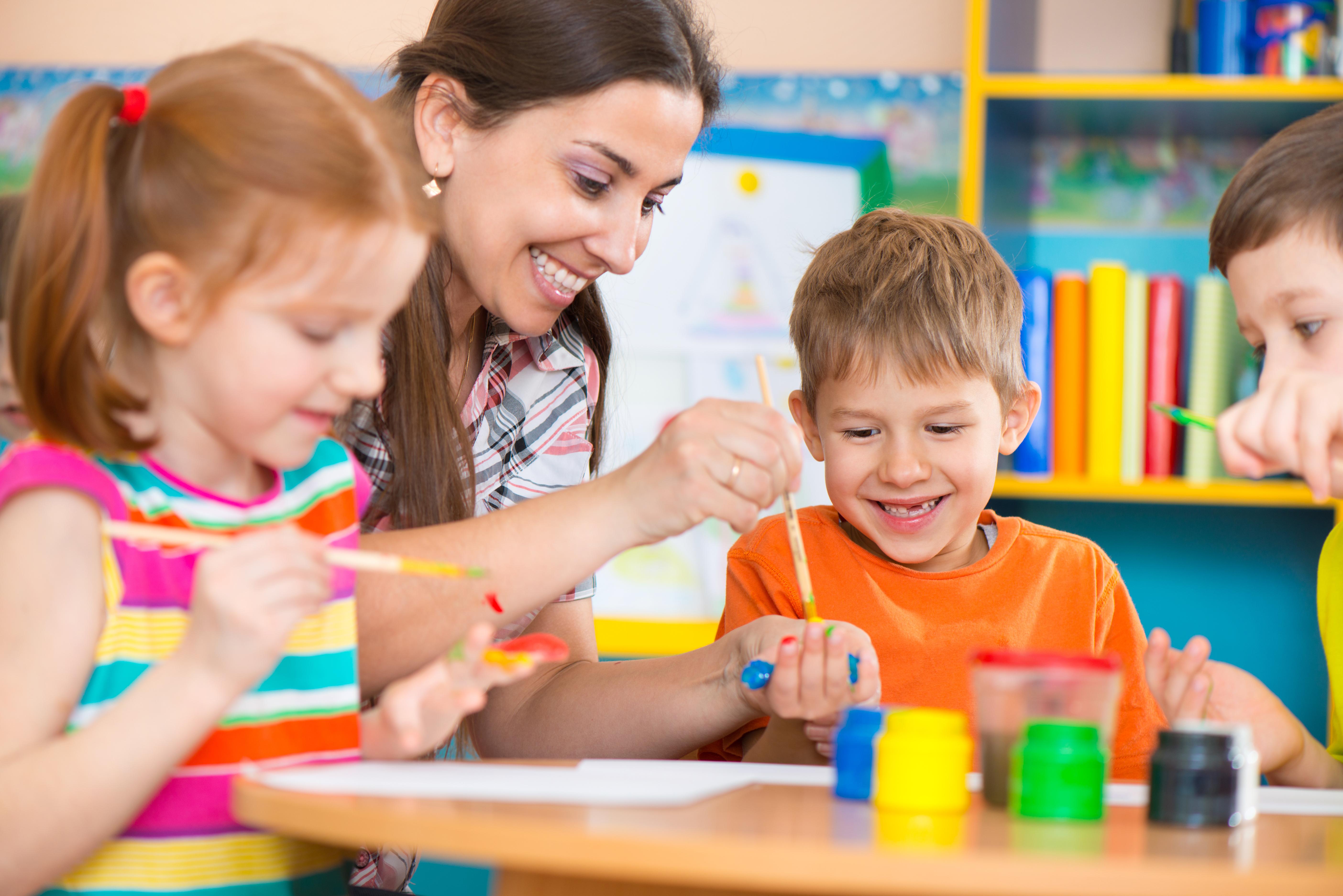 Inglés para Maestras de Preescolar